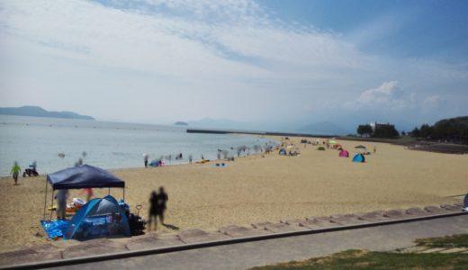 家族連れにおすすめ!山口県みなとオアシスゆうのビーチが最高!