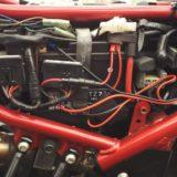 冬のバッテリー上がりを予防せよ!バイクのバッテリーを充電するぞ。